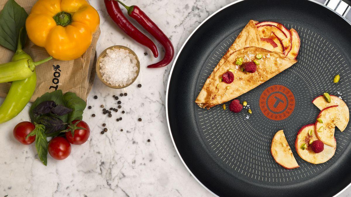 сковорода для блинов и оладий антипригарная