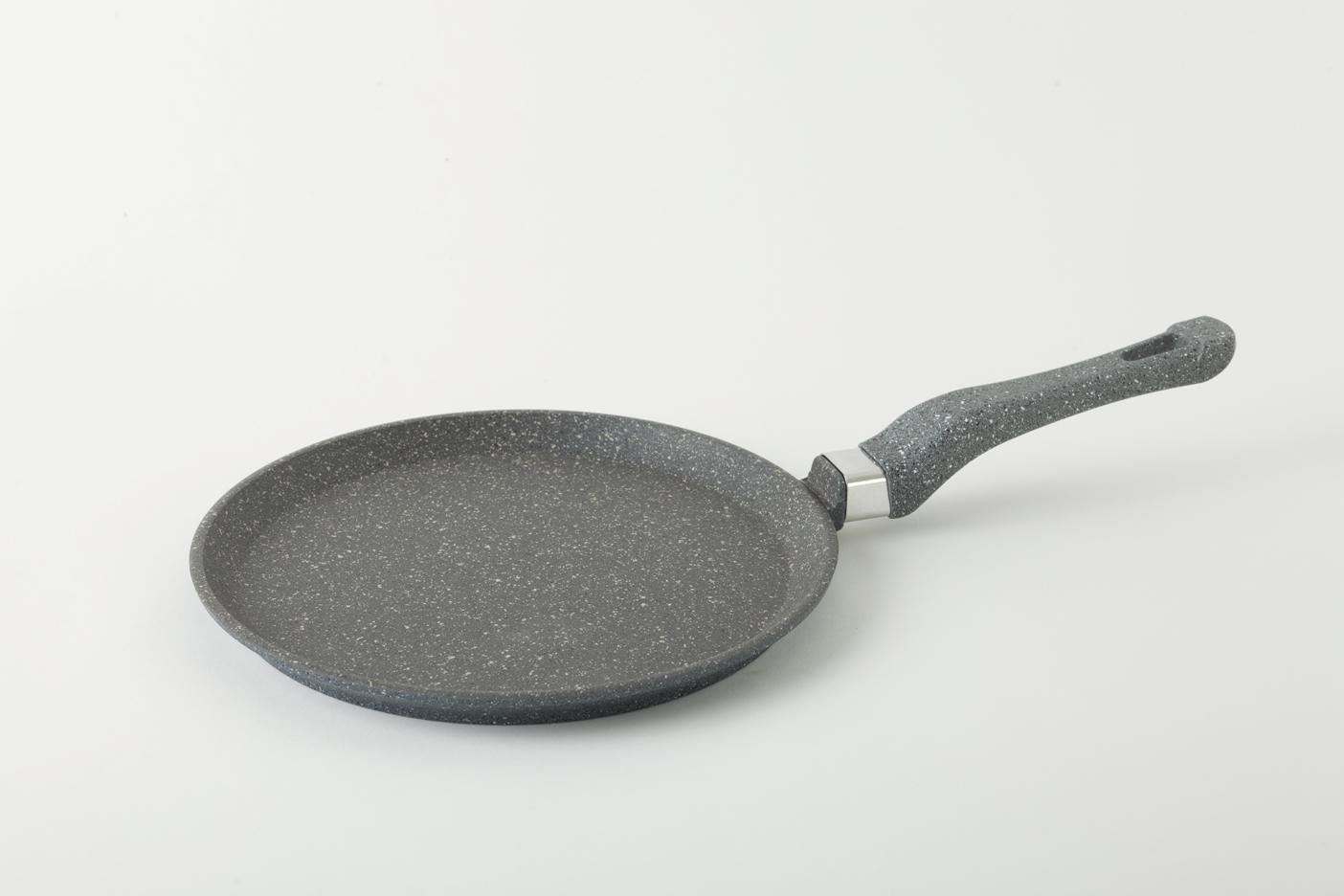 сковорода для блинов и оладий мраморная