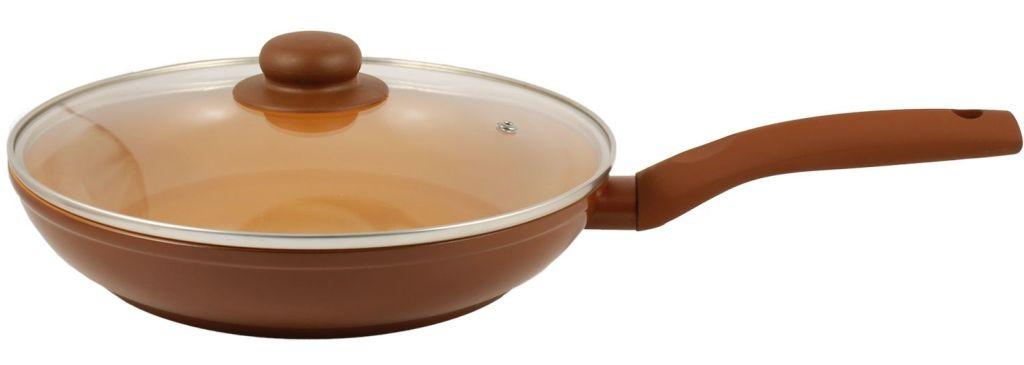сковорода керамическая