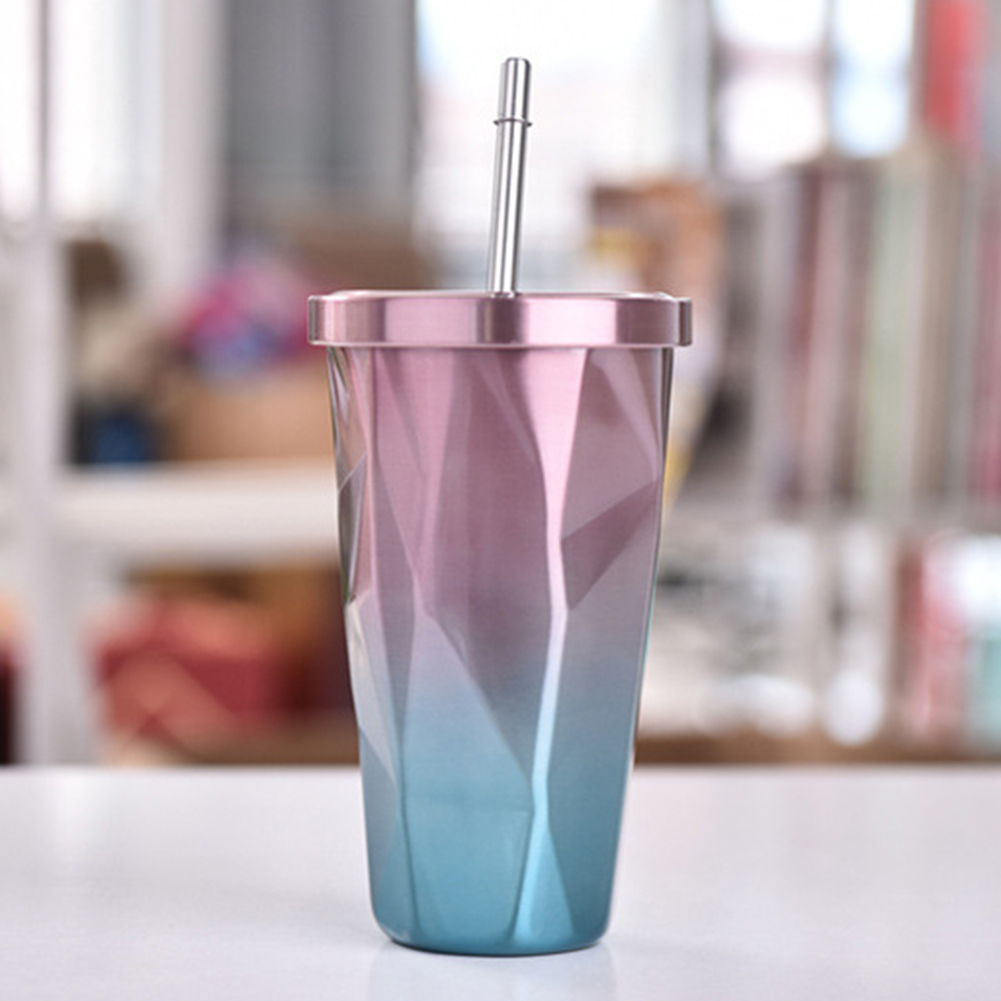 металлический стакан