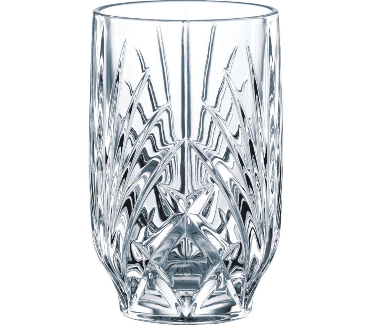 стакан хрустальный для воды