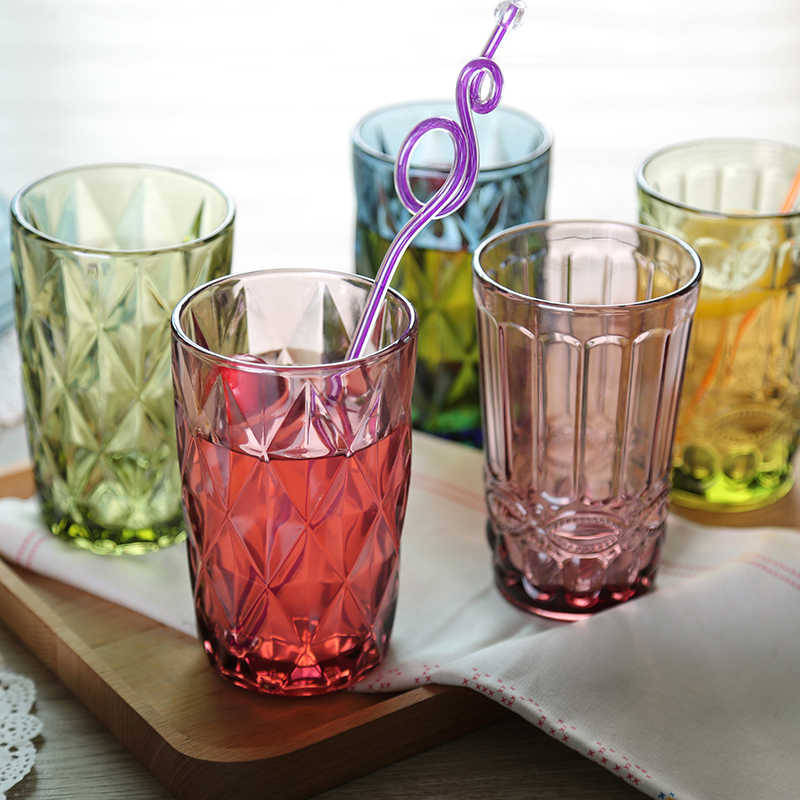 стеклянные стаканы фото