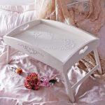 столик для завтрака в постель виды фото