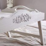 столик для завтрака в постель идеи декор