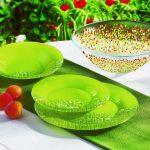 тарелки для сервировки стола фото