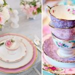 тарелки для сервировки стола идеи