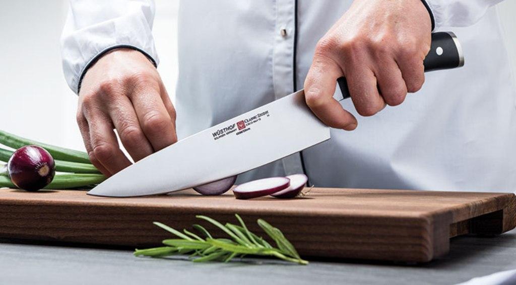 правила выбора шеф ножей