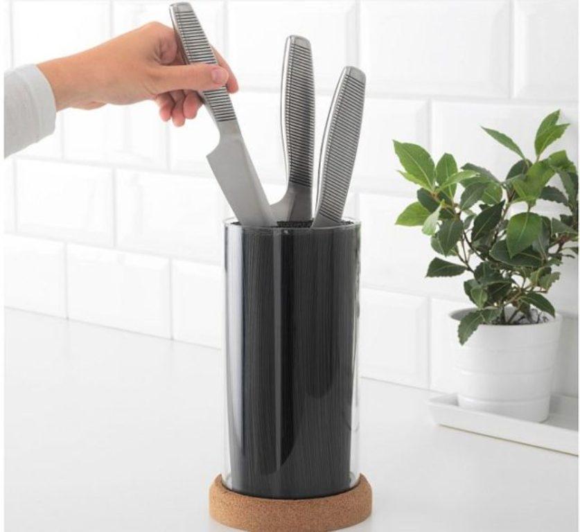 виды подставок для ножей