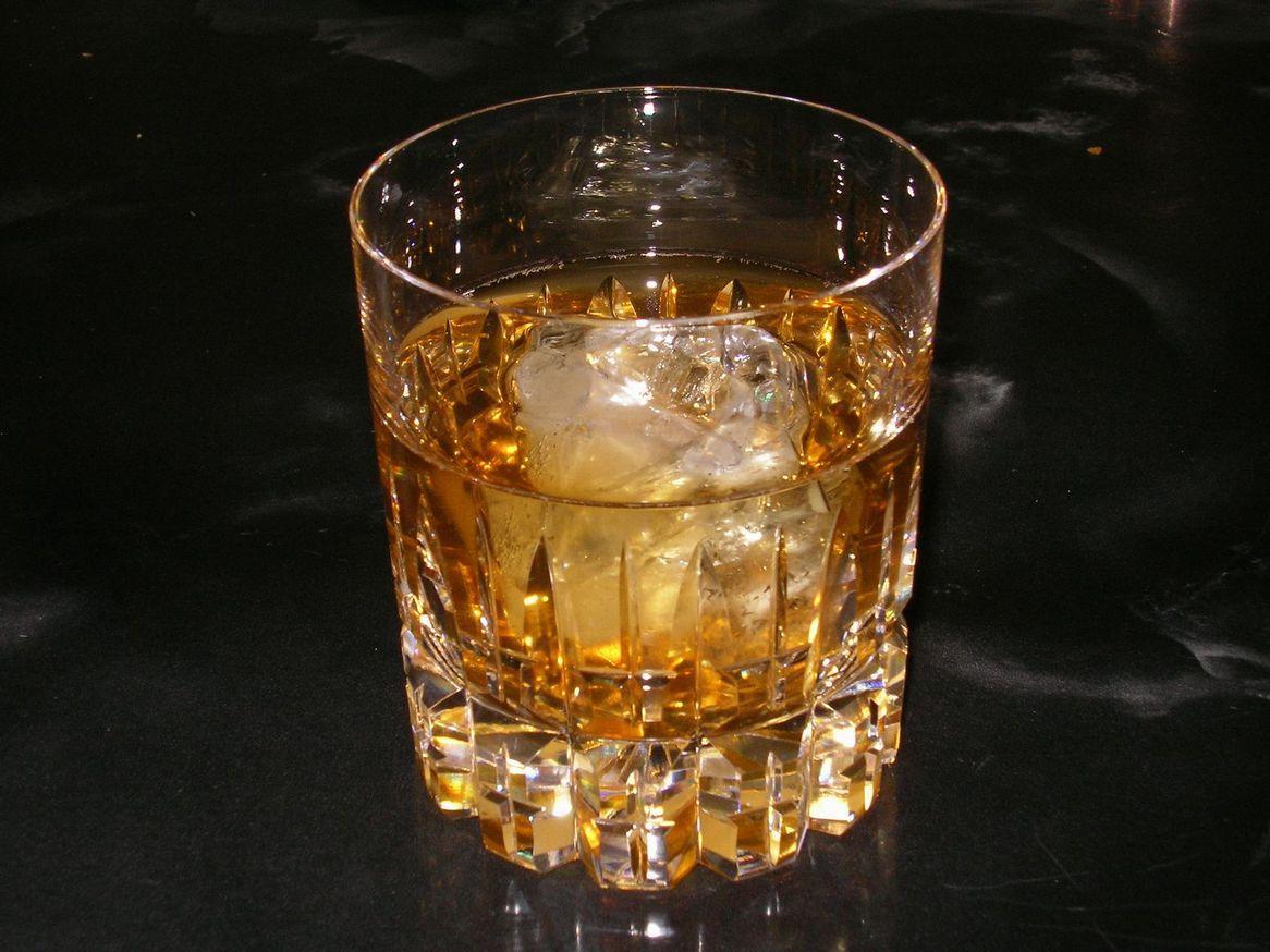 виски олд фэшн