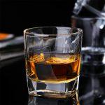 стаканы для виски с толстым дном