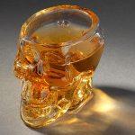стаканы для виски череп