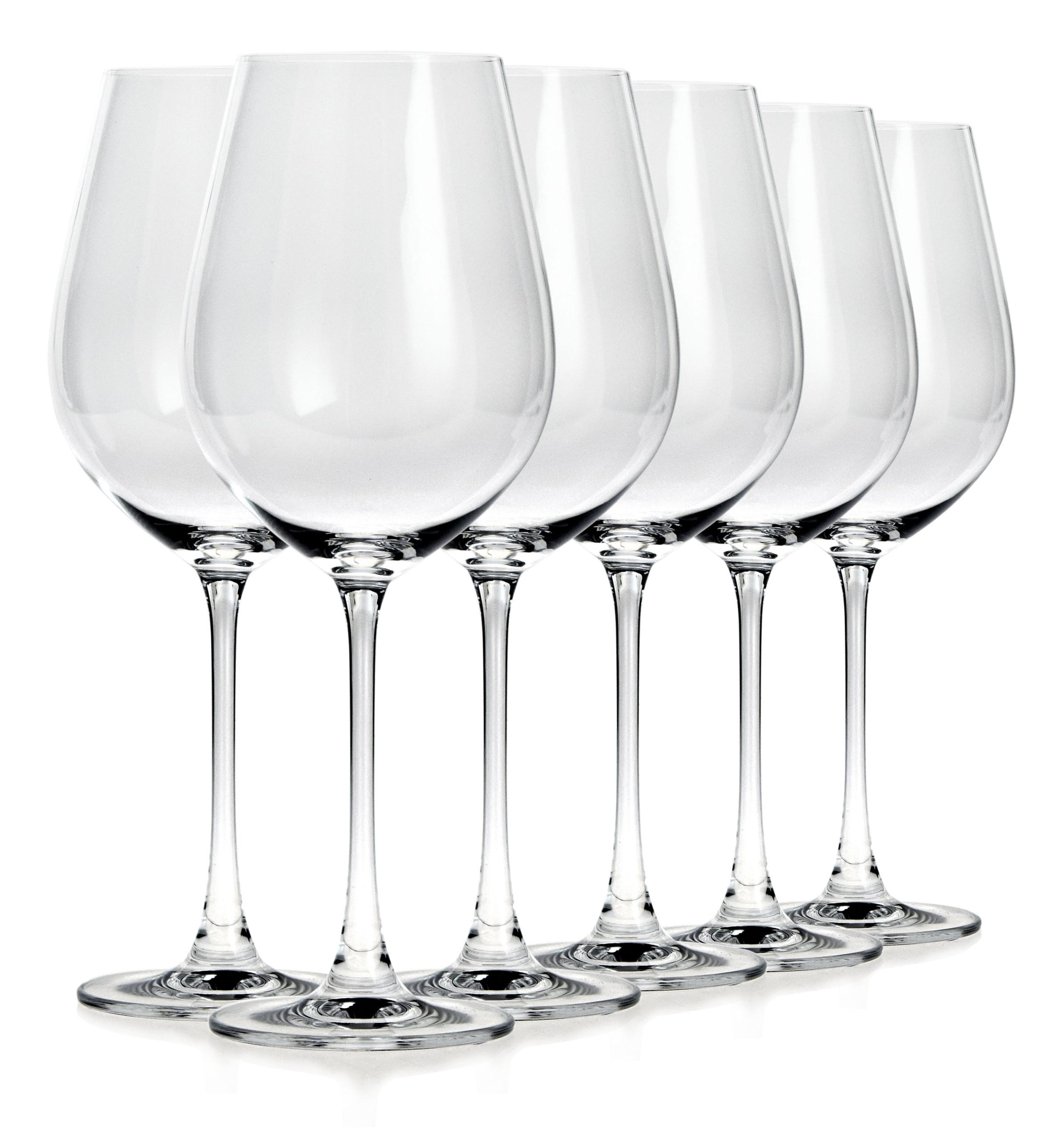 бокалы богемия для красного вина