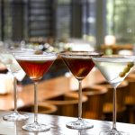 бокалы с мартини фото оформление