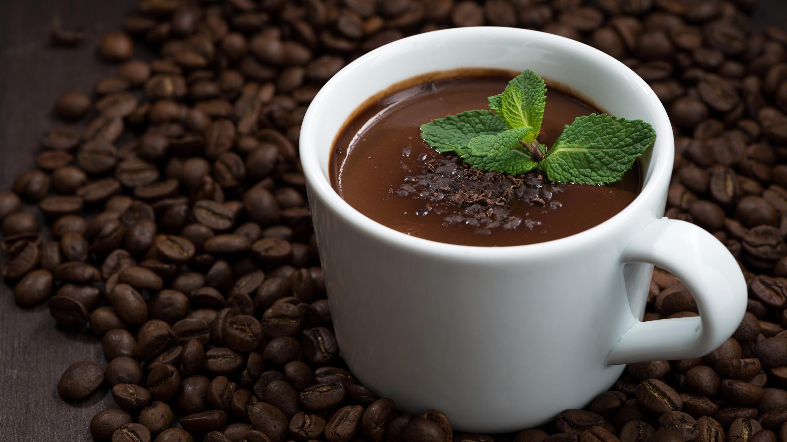Фото чашки с кофе