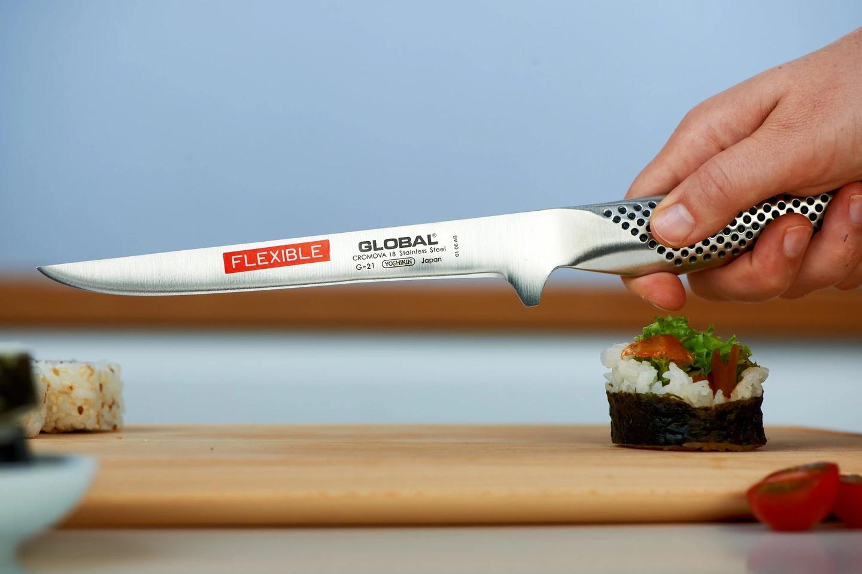 Фото филейного ножа Global