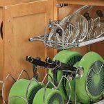 хранение крышек на кухне дизайн