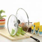 хранение крышек на кухне дизайн идеи