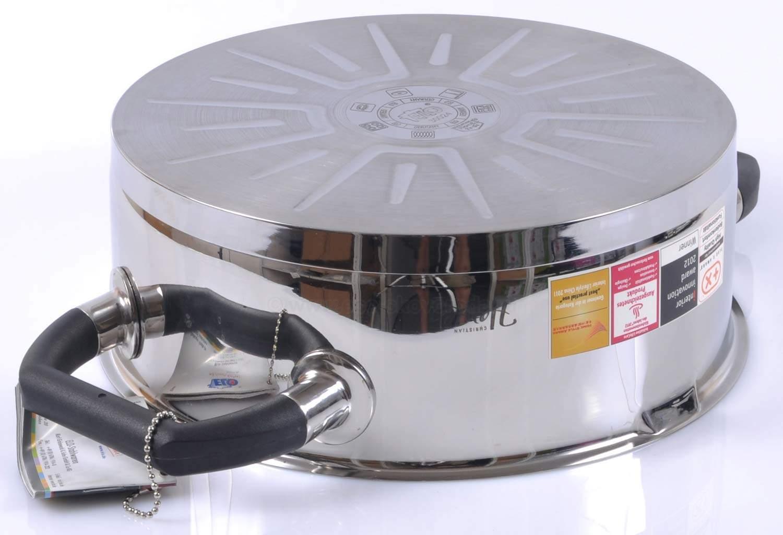 Фото кастрюли для стеклокерамической плиты