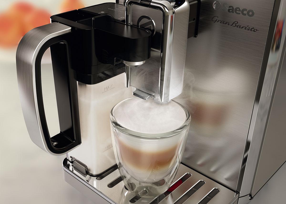 кофемашина с капучинатором фото