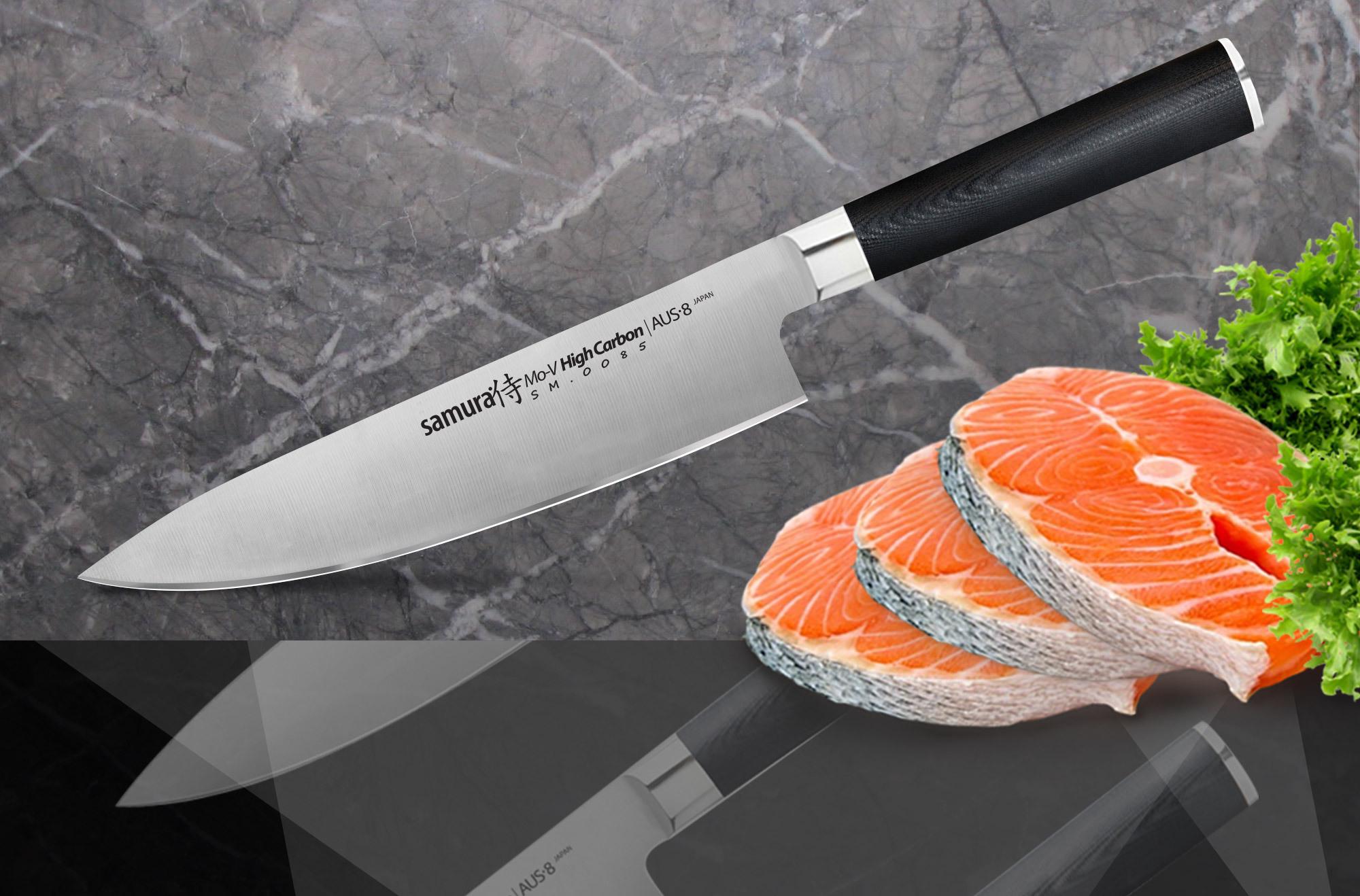 Кухонный нож Samura
