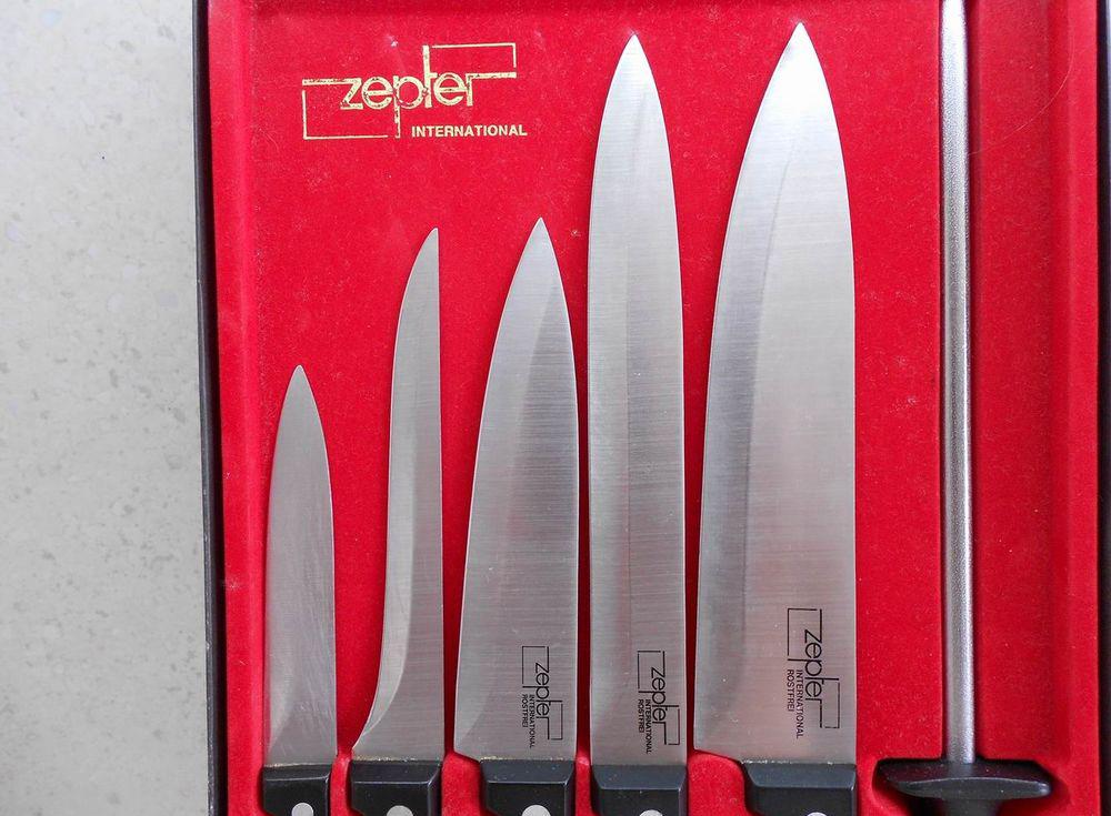 Набор ножей Zepter