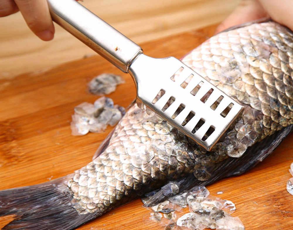 Нож для очистки рыбы