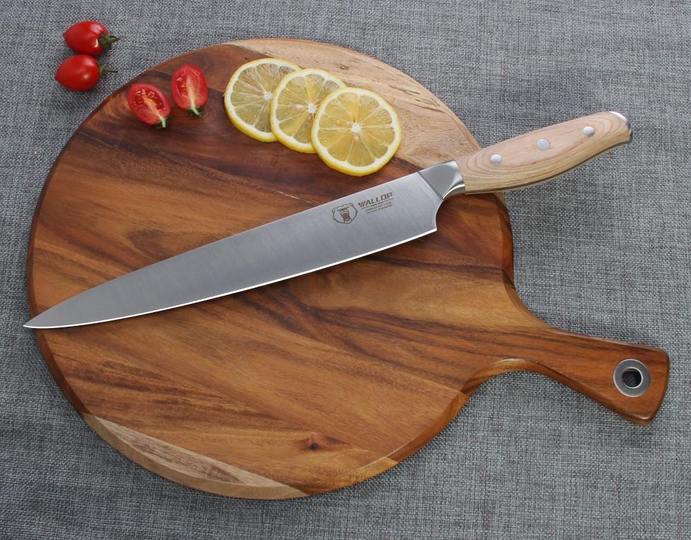 Нож для рыбы разделочный