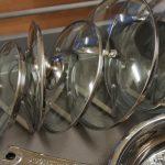 подставка для крышек из металла