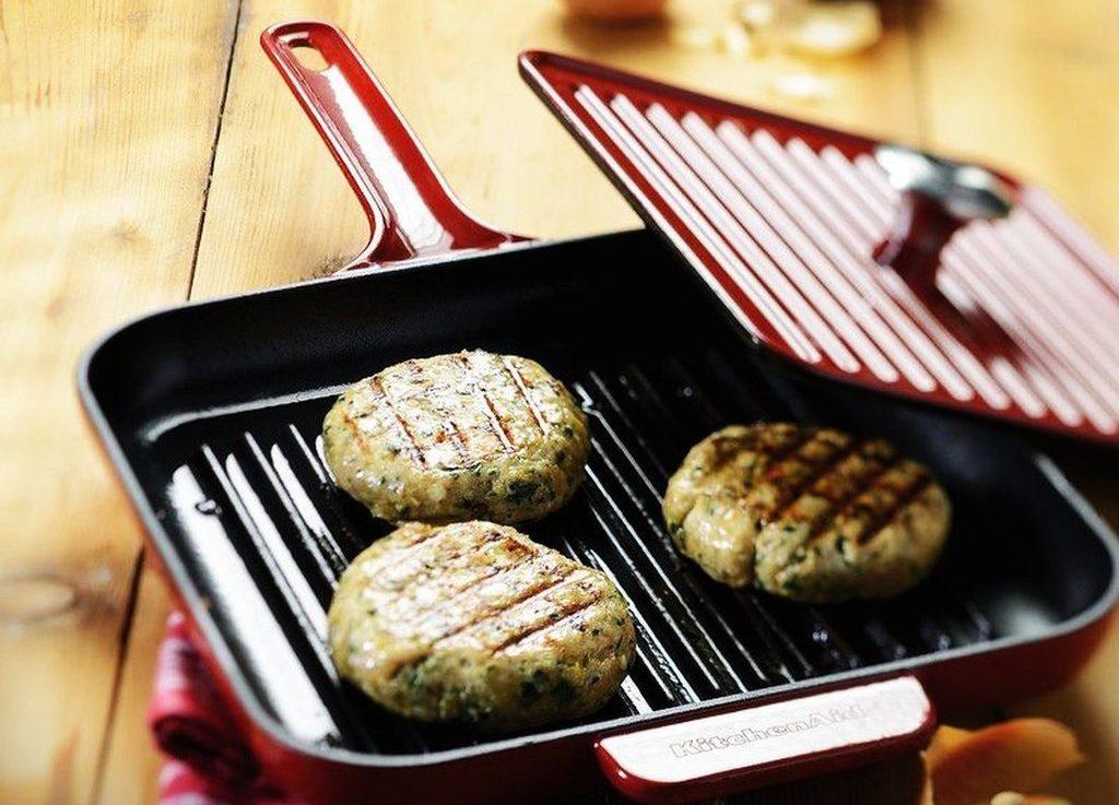Сковорода гриль kitchenaid
