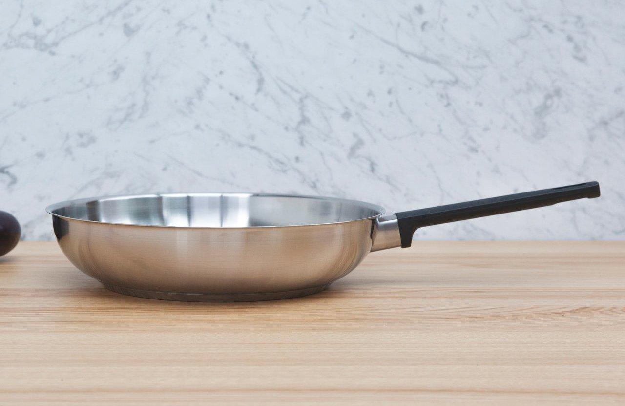сковорода из нержавейки