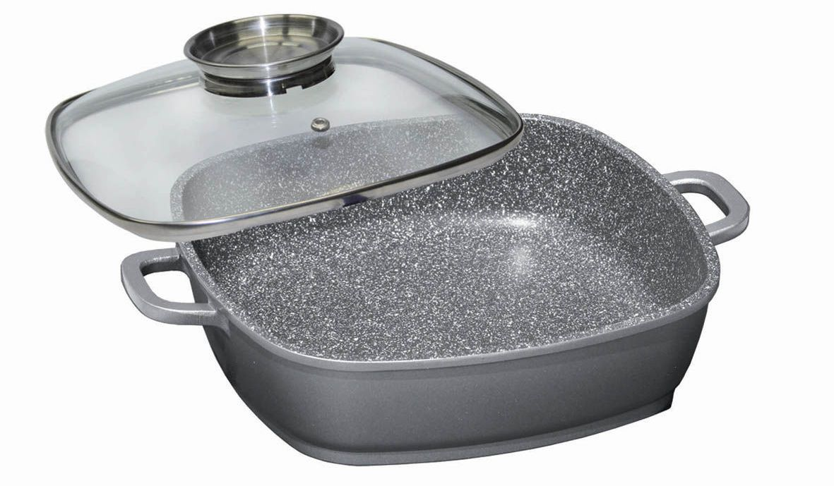 Фото сковороды с каменным покрытием