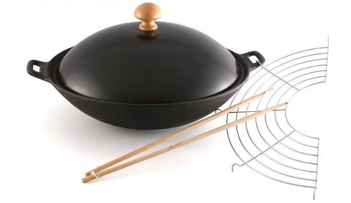 Сковорода вок 36 см