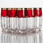 стаканы для воды богемия