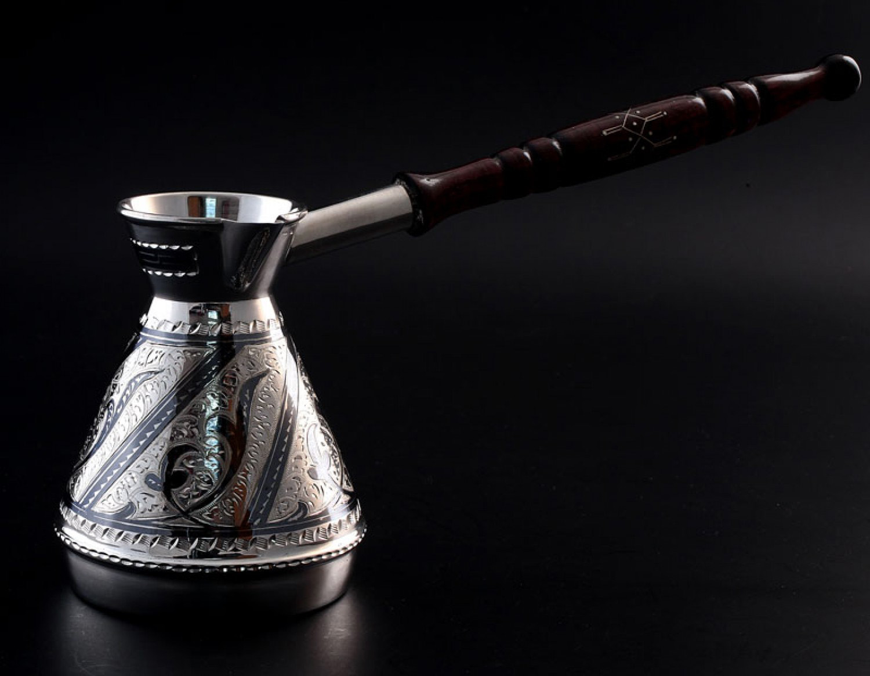турка серебряная