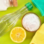 уксус лимонная кислота