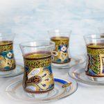 турецкие армуды для чая фото оформление