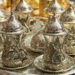 турецкие армуды для чая оформление