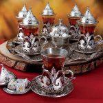 турецкие армуды для чая идеи декор
