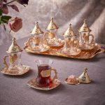 турецкие армуды для чая фото декор