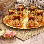 турецкие армуды для чая декор фото