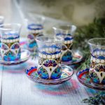 турецкие армуды для чая идеи дизайна