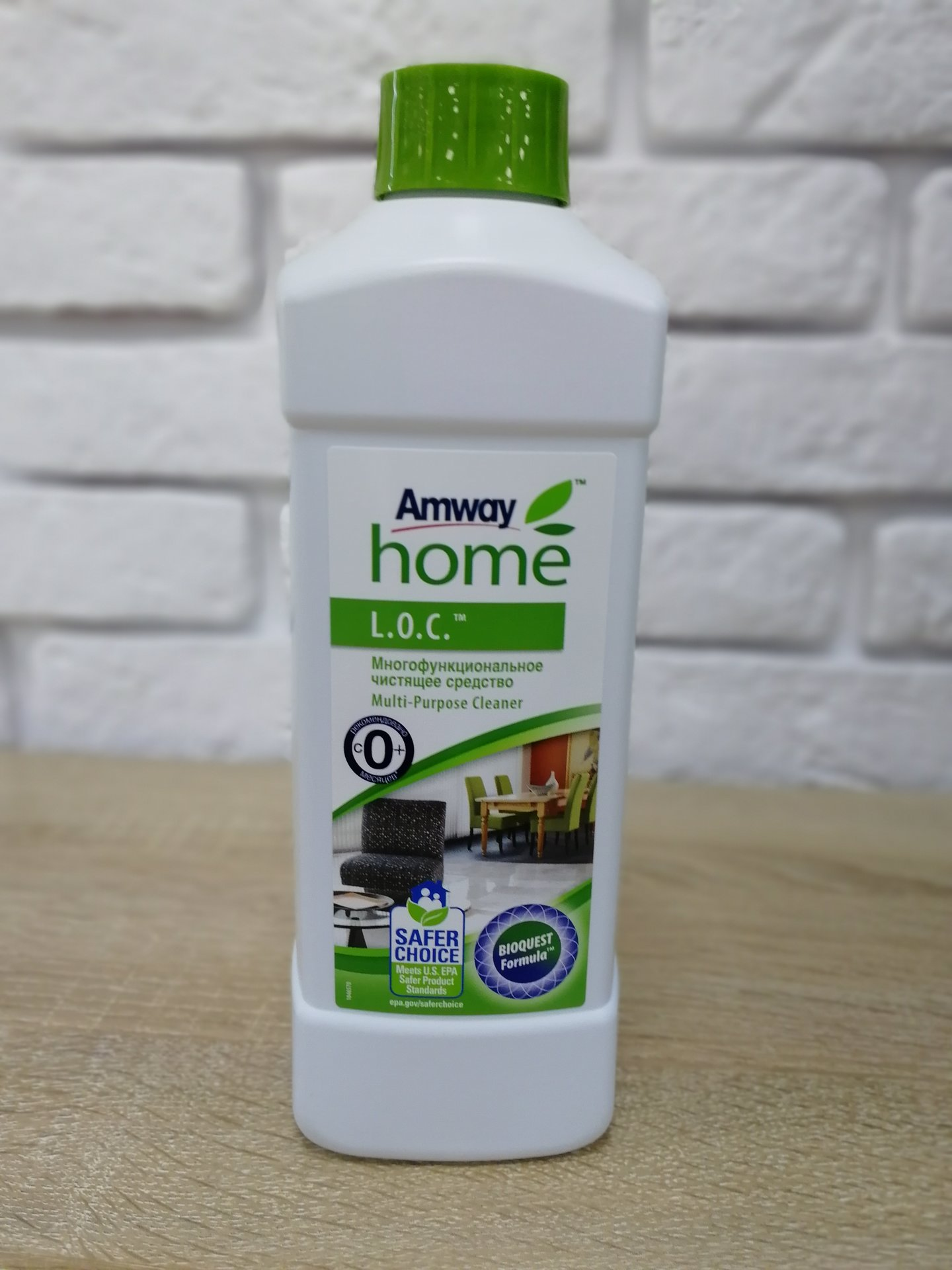 чистящее средство Amway