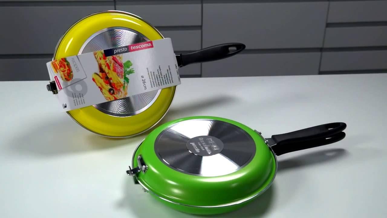 двухсторонняя сковорода Tescoma