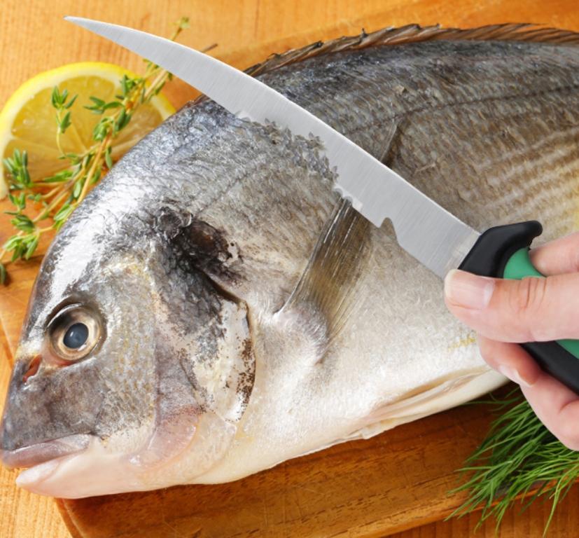 филейные ножи для рыбы