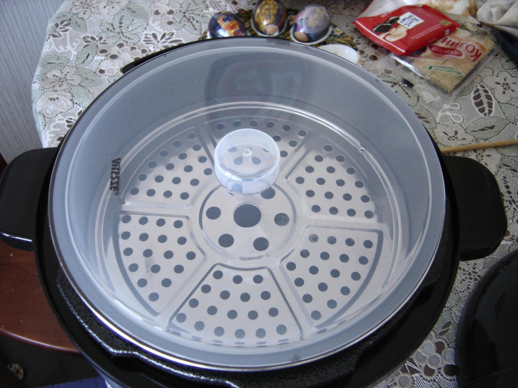 как помыть скороварку