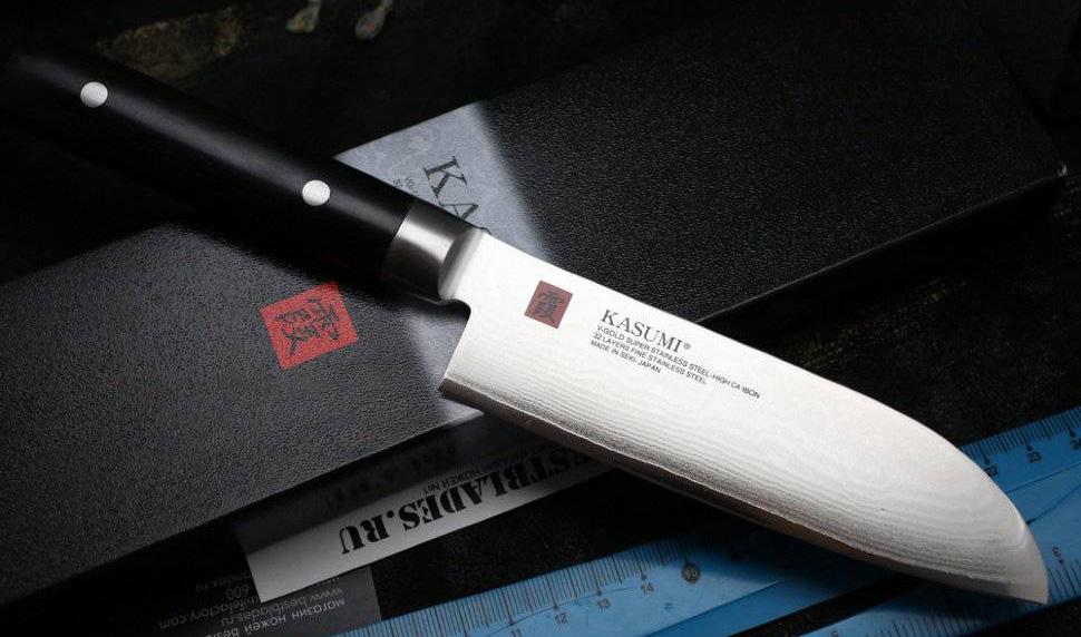 Японские кухонные ножи Касуми