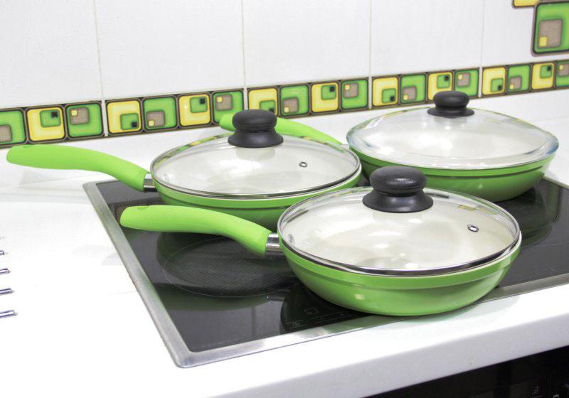 керамические сковороды плюсы и минусы