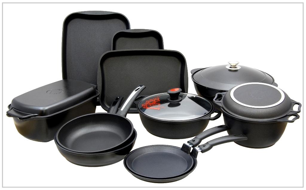 Kukmara большой набор посуды