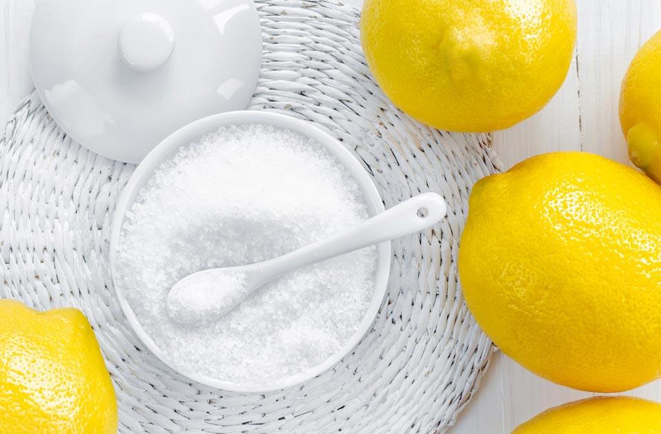 лимонная кислота для очистки