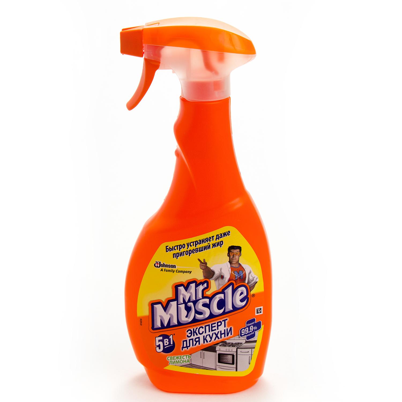 мистер мускул для кухни